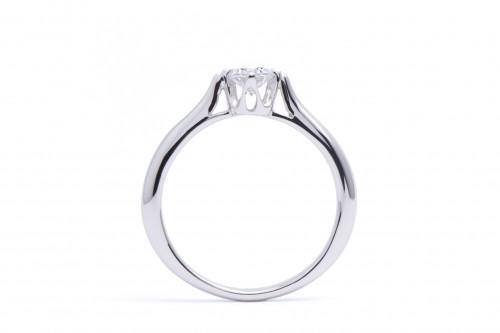 婚約指輪 WLD-20(横)