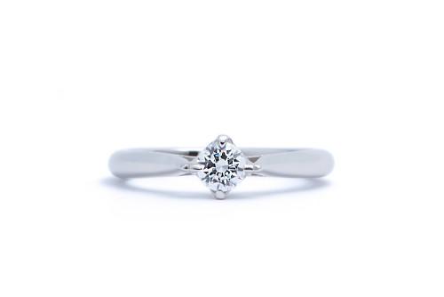 婚約指輪 WLD-20(正面)