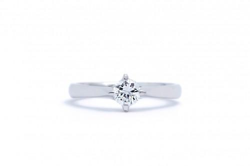 婚約指輪 WLD-24(正面)