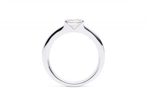 婚約指輪|WLD-4(横前)