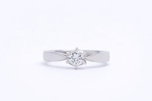 婚約指輪|WLD-42(正面)