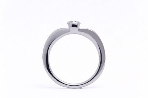 婚約指輪|WLD-8(横前)