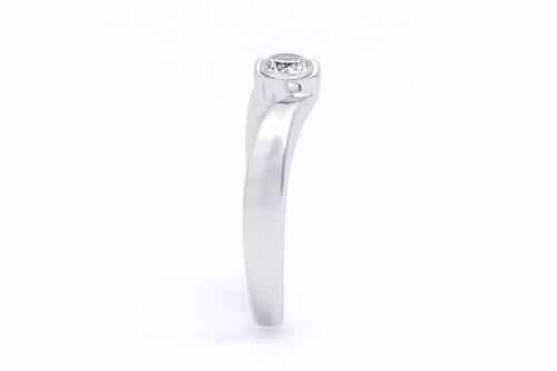 婚約指輪|WLD-8(横)
