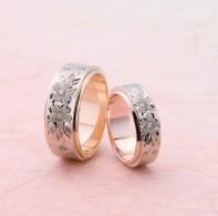 輪‐RIN-の結婚指輪|花4種さくら1