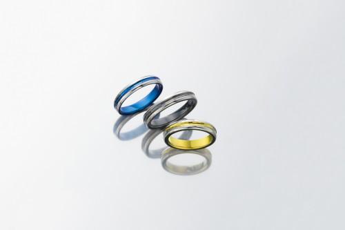 結婚指輪|ジルコニウム