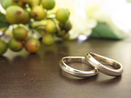 お客様の結婚指輪|IMG_0793
