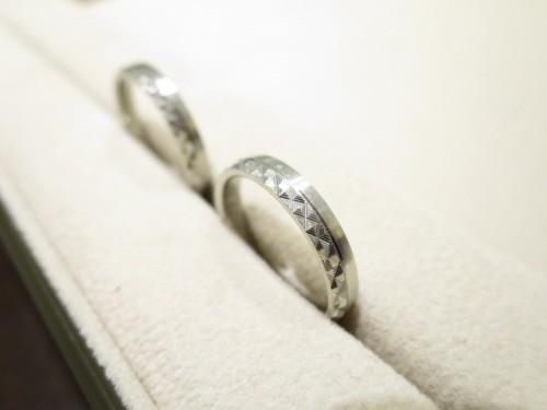 輪ファミリーの結婚指輪|IMG_1098