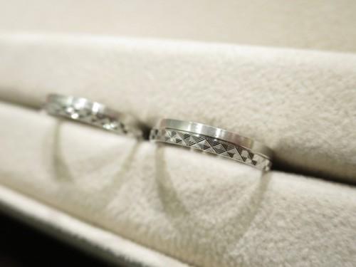 輪ファミリーの結婚指輪|IMG_1099