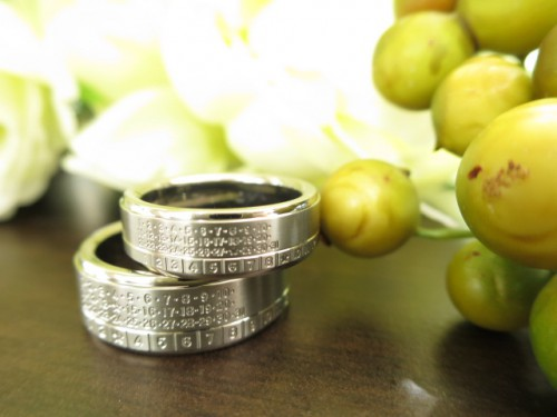 お客様の結婚指輪|IMG_1369