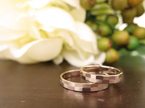 お客様の結婚指輪|IMG_1770