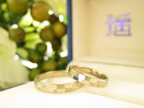 お客様の結婚指輪|IMG_1773