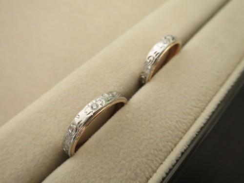 お客様の結婚指輪|IMG_2075
