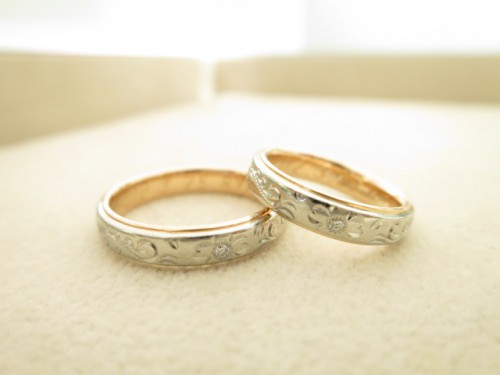 お客様の結婚指輪|IMG_2076