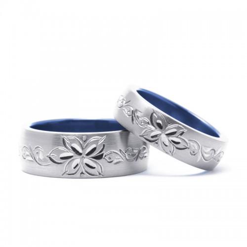 高崎工房の結婚指輪|モスフロックス.1