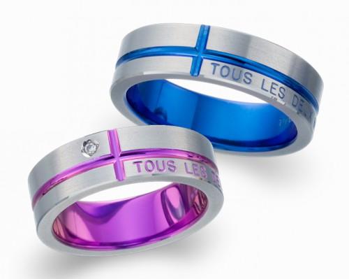 輪高崎工房の結婚指輪|表面文字入り.2