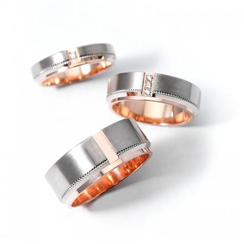 高崎工房の結婚指輪|HR-196.6
