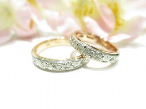 輪ファミリーの結婚指輪|IMG_2297