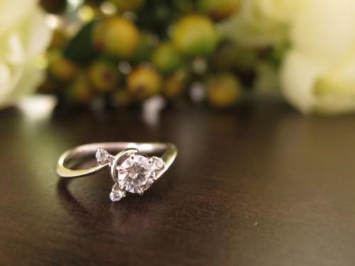高崎工房の婚約指輪|IMG_2765