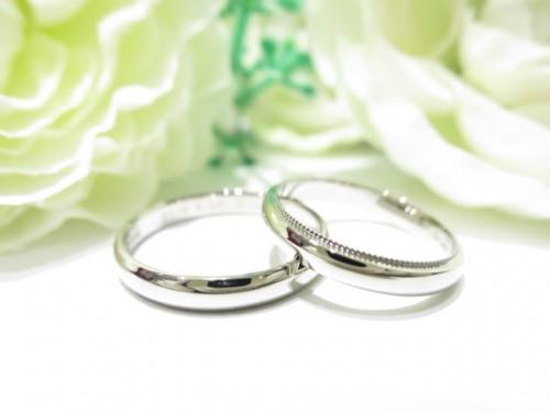輪ファミリーの結婚指輪|IMG_3662