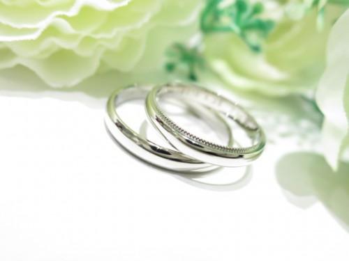 輪ファミリーの結婚指輪|IMG_3664