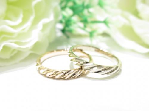 輪ファミリーの結婚指輪|IMG_3666