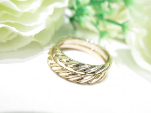 輪ファミリーの結婚指輪|IMG_3667