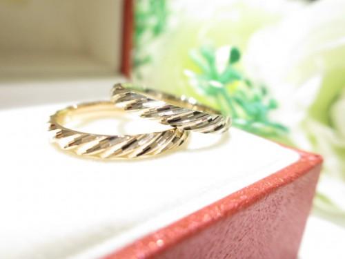 輪ファミリーの結婚指輪|IMG_3669