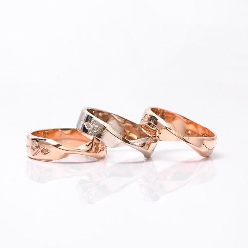 輪高崎工房の結婚指輪|infinity.1