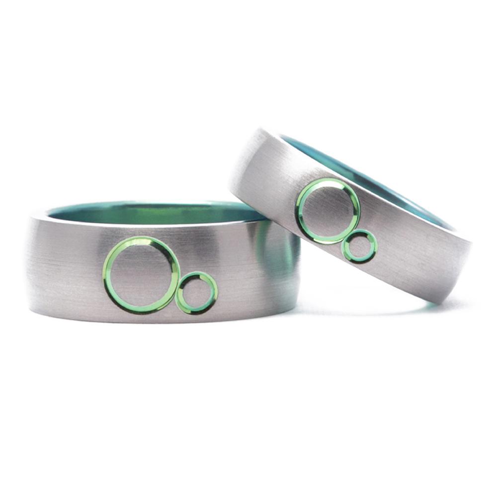 輪高崎工房の結婚指輪|サークル