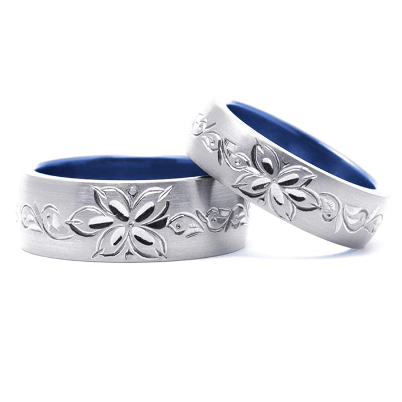輪高崎工房の結婚指輪|モスフロックス