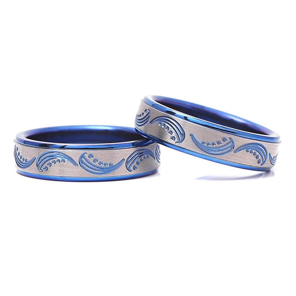 輪高崎工房の結婚指輪|ユリカ