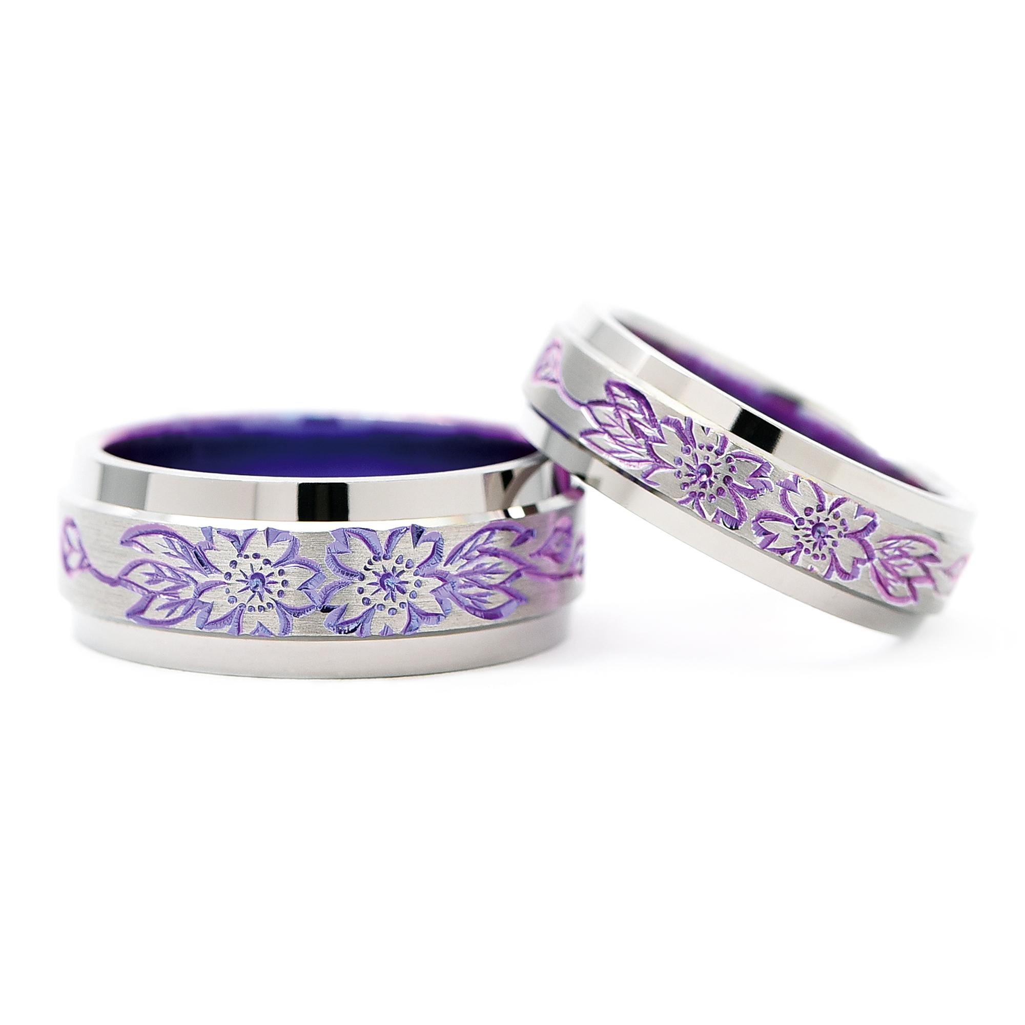 輪高崎工房の結婚指輪|咲耶姫
