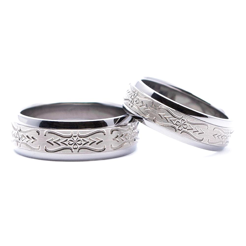 輪高崎工房の結婚指輪|華やぎ