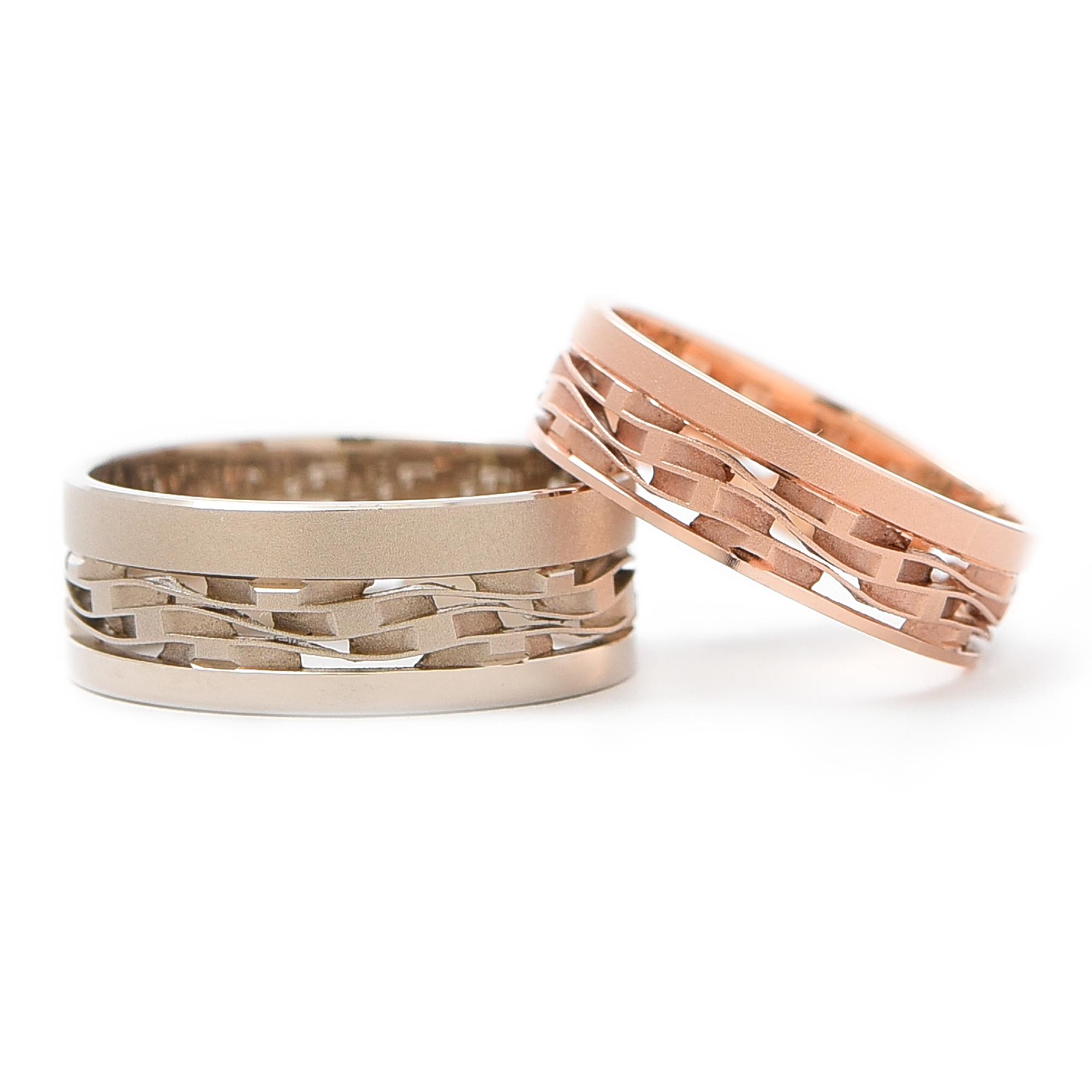 輪高崎工房の結婚指輪|HR-106