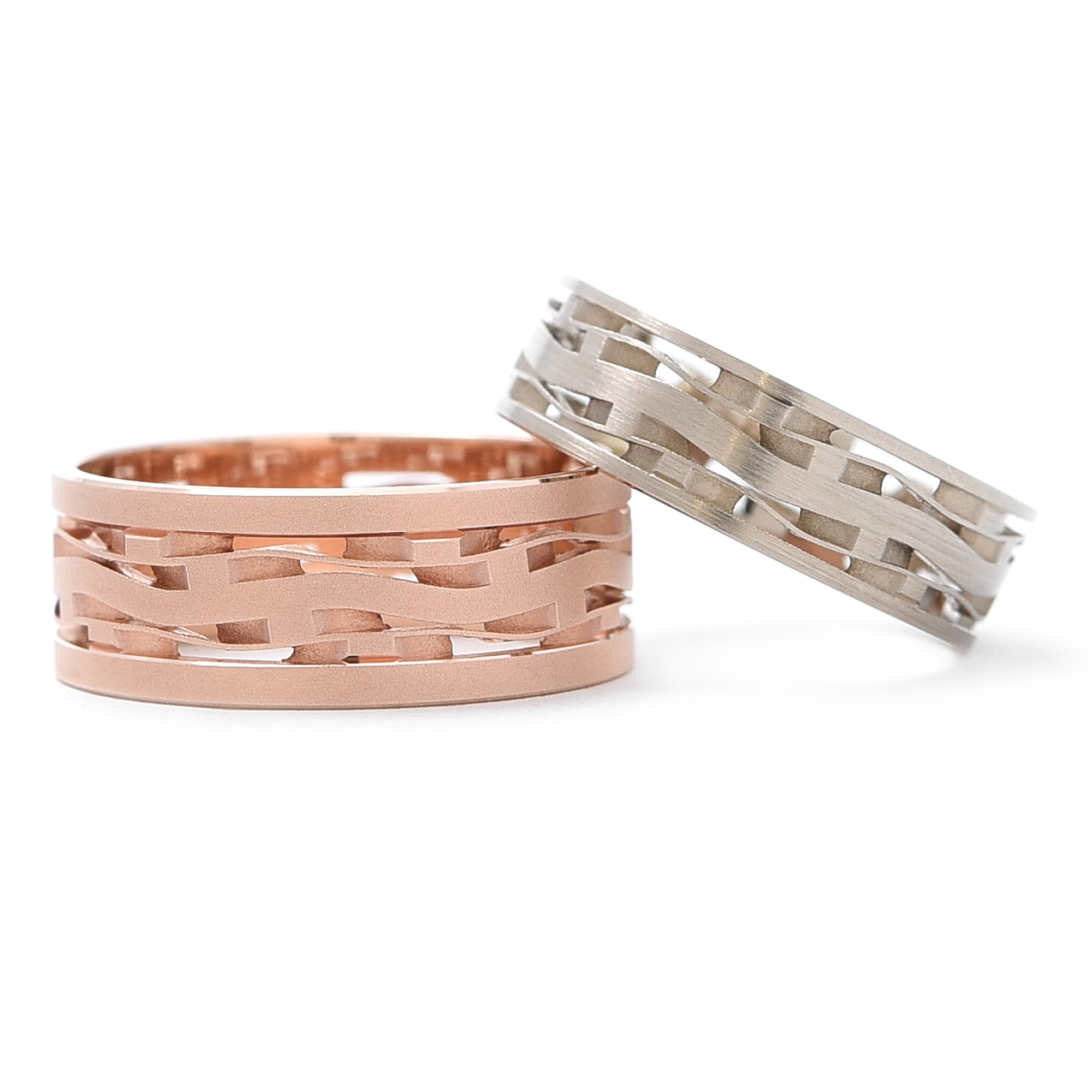 輪高崎工房の結婚指輪|HR-112