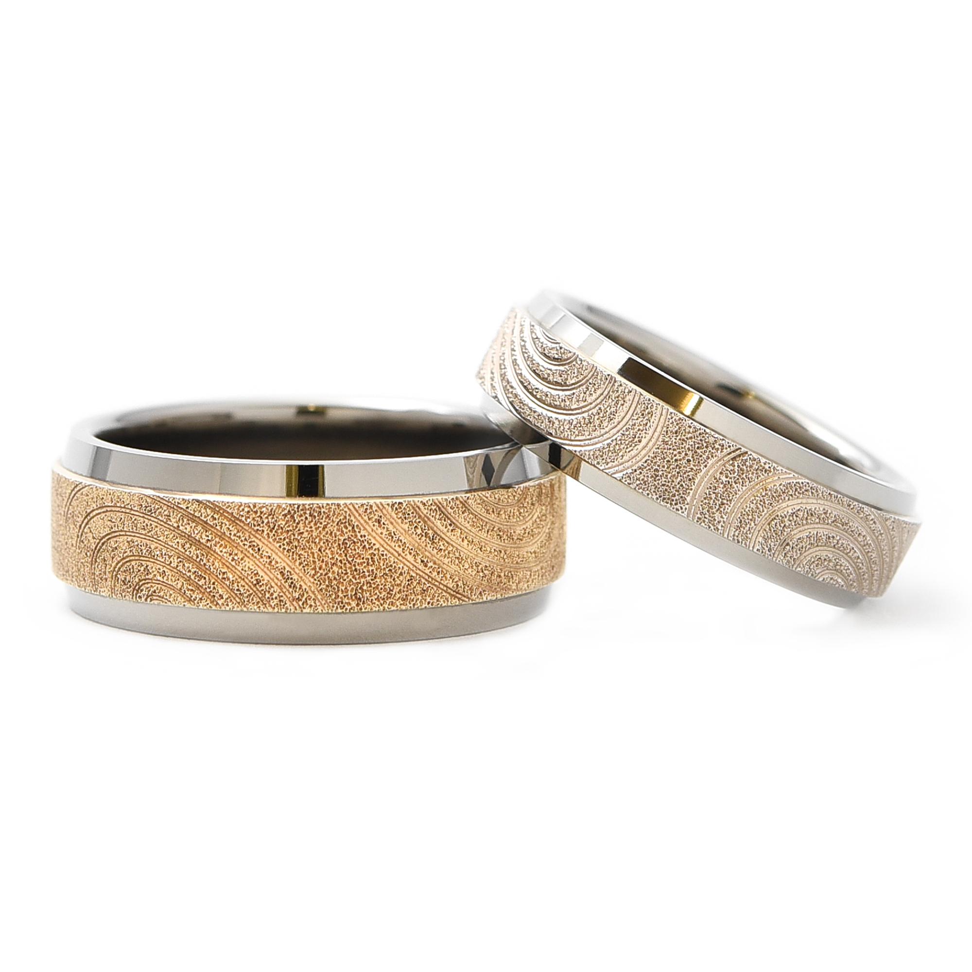 輪高崎工房の結婚指輪|HR-226