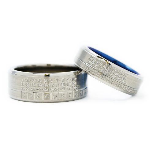 輪高崎工房の結婚指輪|HR-230
