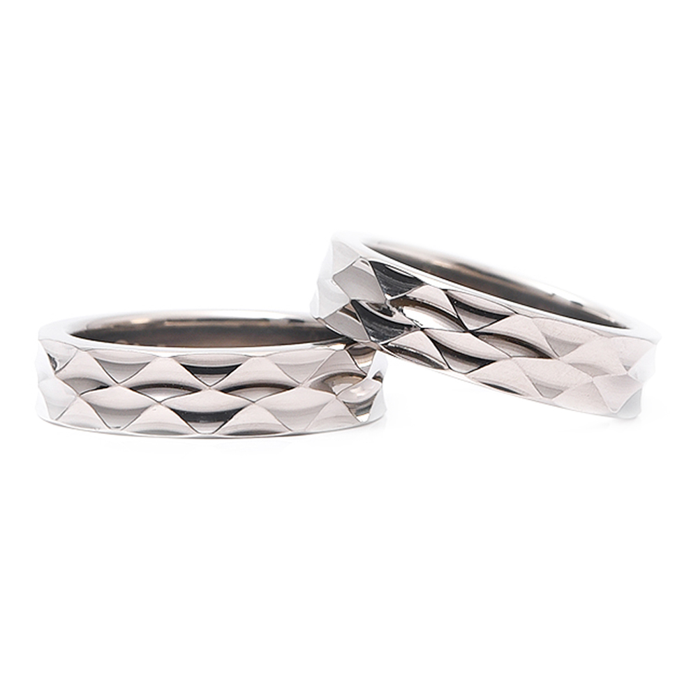 輪高崎工房の結婚指輪|HR-234