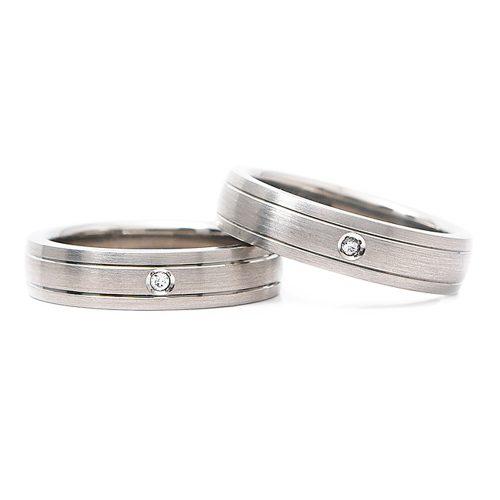 輪高崎工房の結婚指輪|HR-240