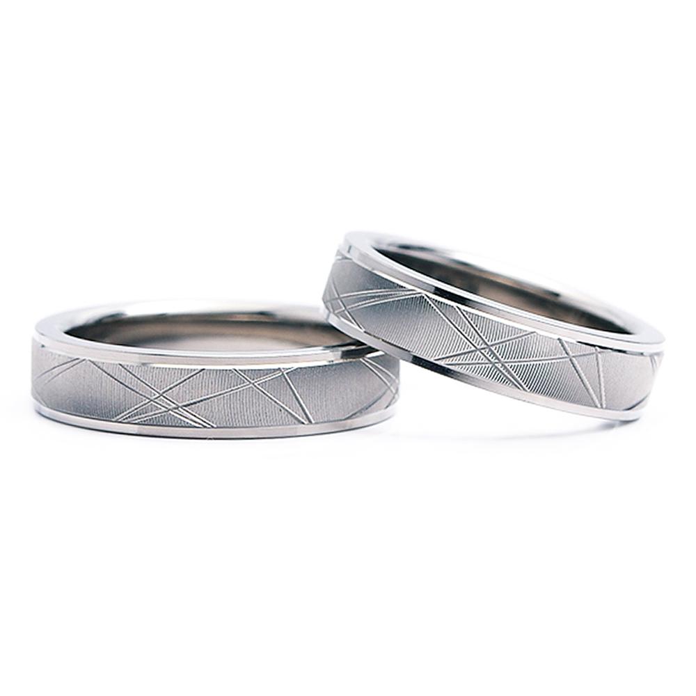 輪高崎工房の結婚指輪|HR-265