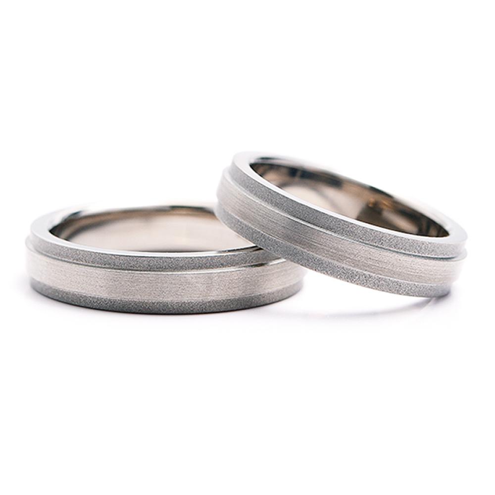 輪高崎工房の結婚指輪|HR-266