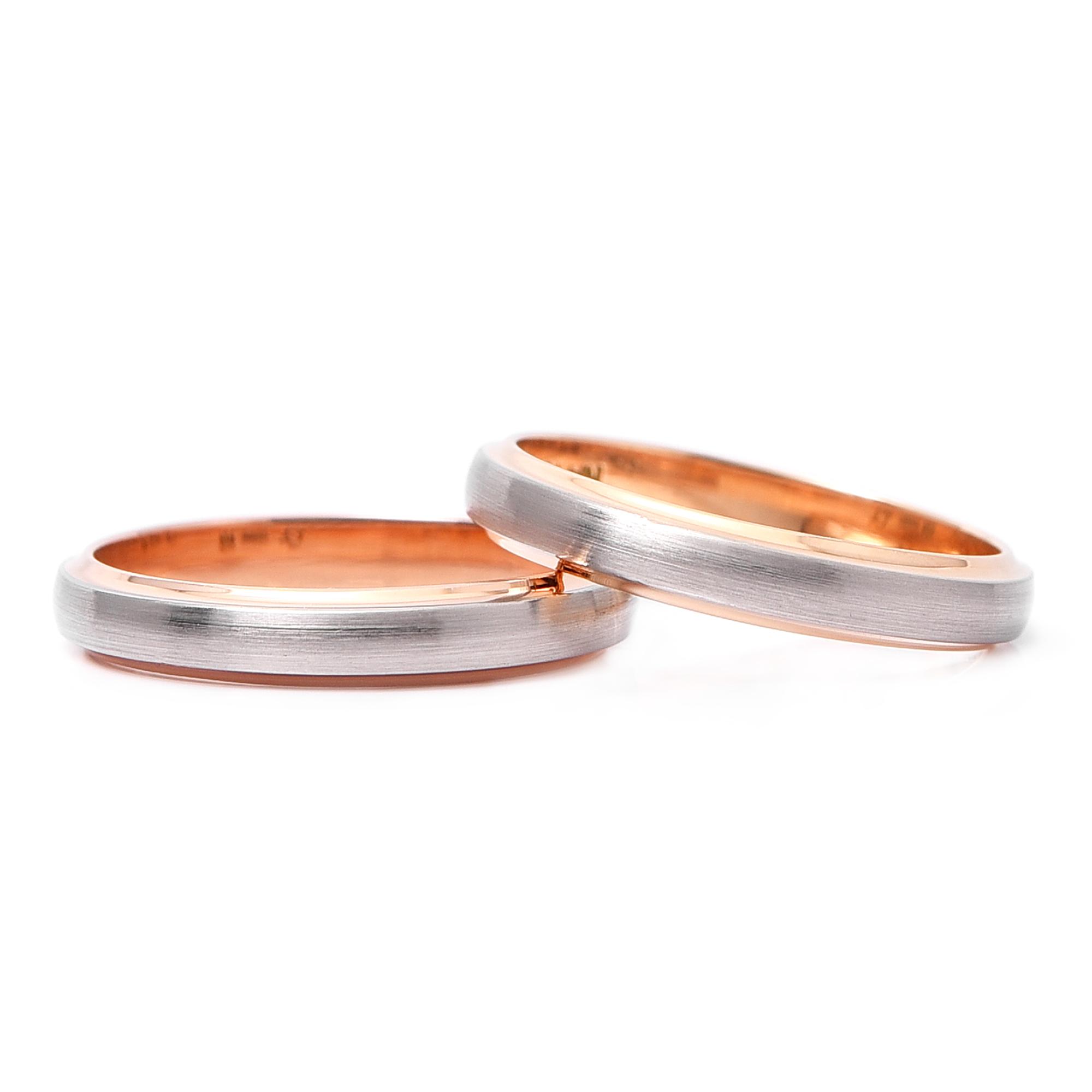 輪高崎工房の結婚指輪|HR-269