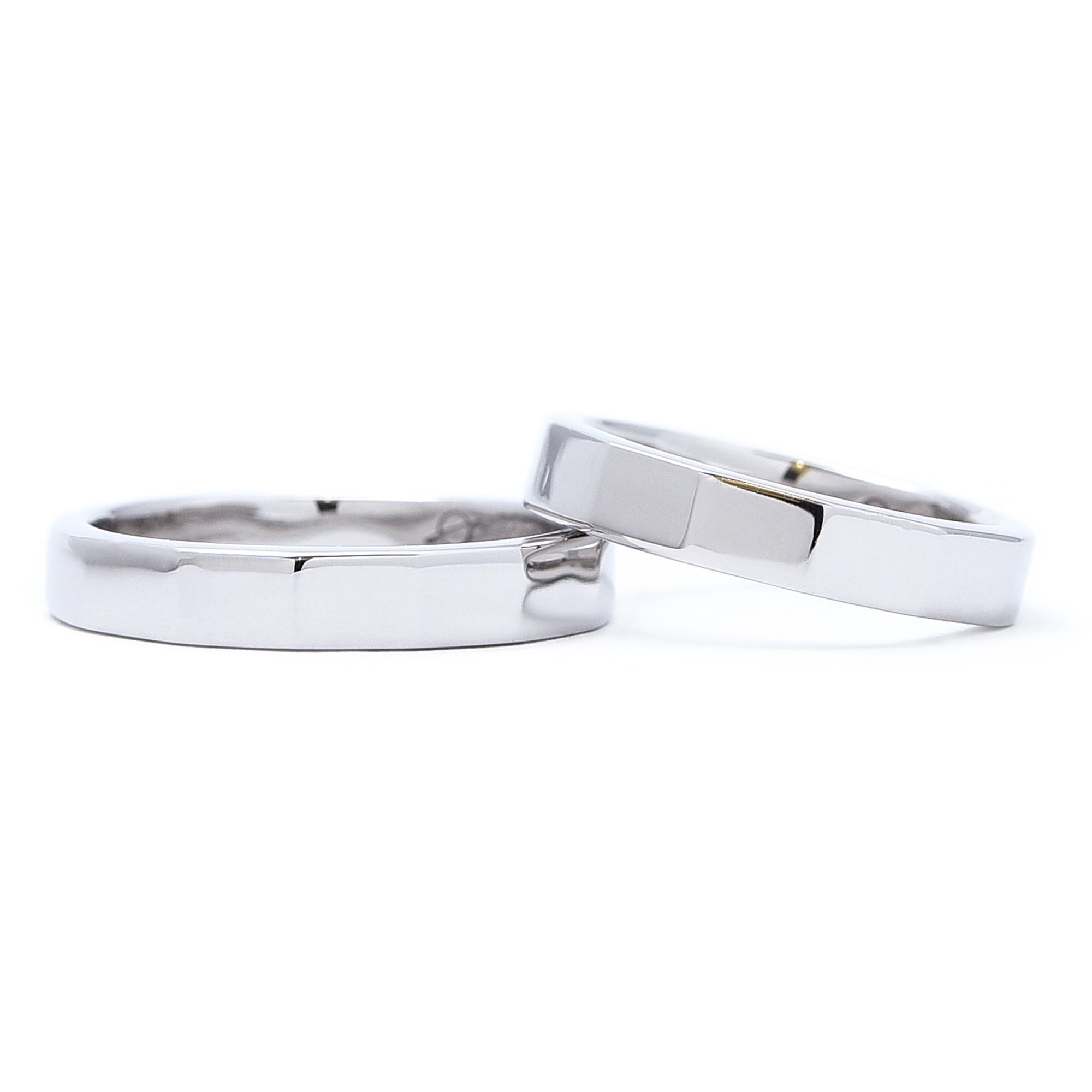 輪高崎工房の結婚指輪|HR-276
