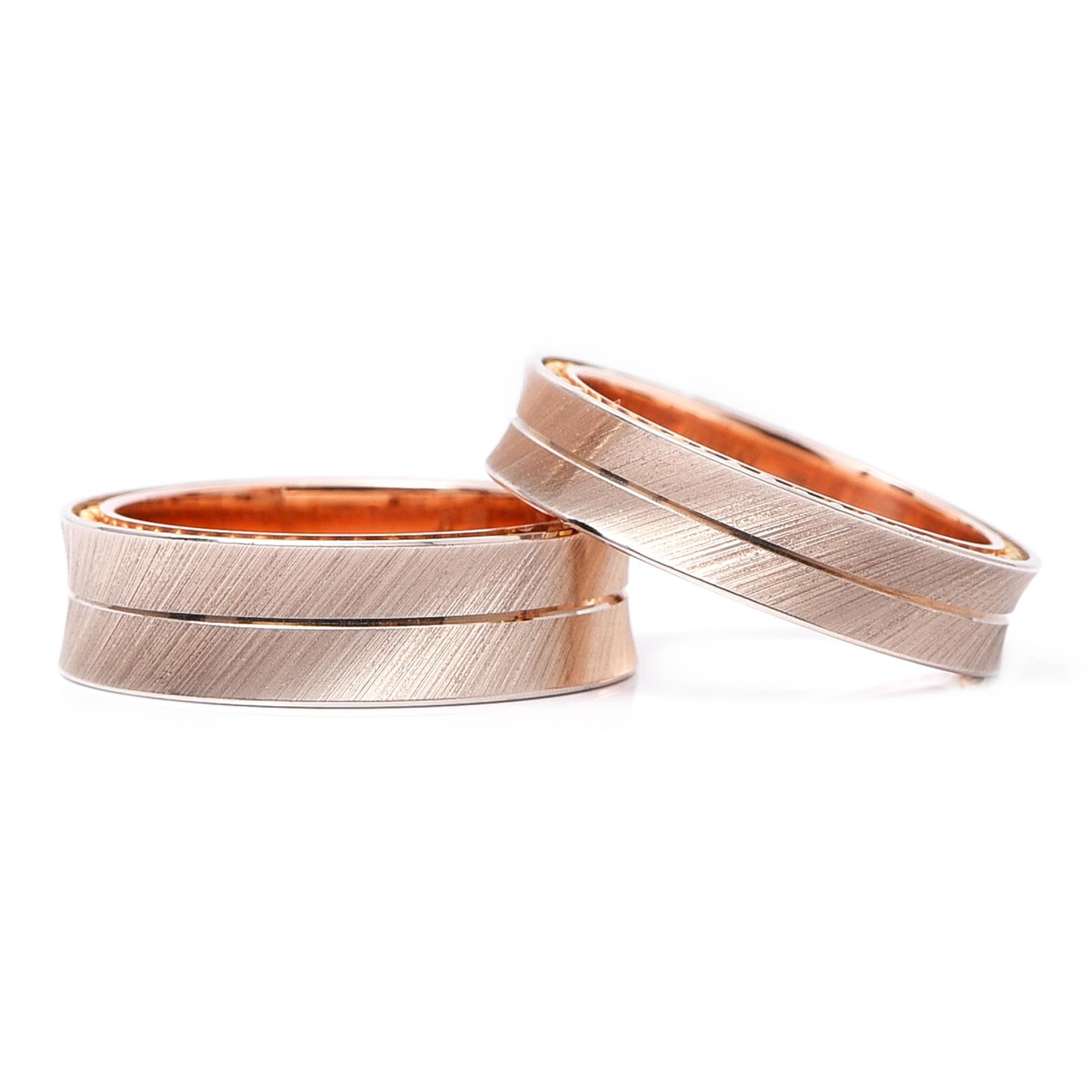 輪高崎工房の結婚指輪|HR-37