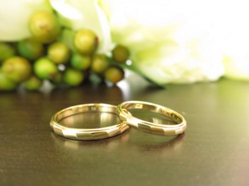 お客様の結婚指輪|IMG_4196