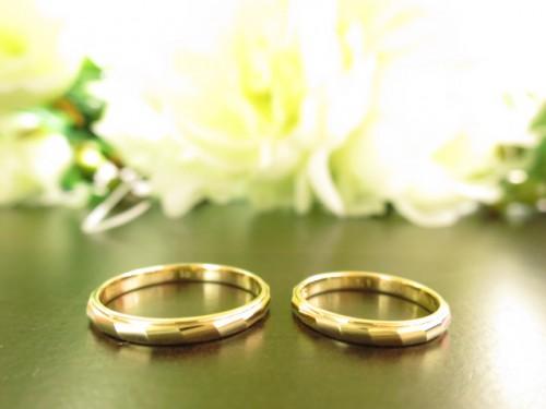 お客様の結婚指輪|IMG_4202