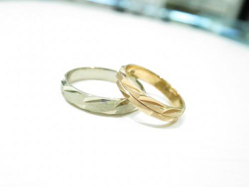 高崎工房の結婚指輪|IMG_5050