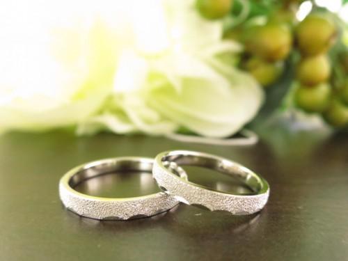 高崎工房の結婚指輪|IMG_5120