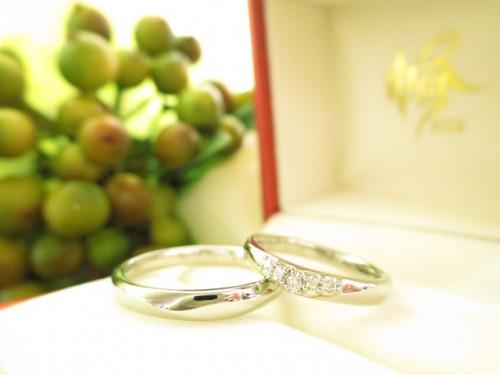お客様の結婚指輪|IMG_5173