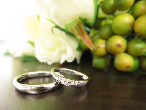お客様の結婚指輪|IMG_5177